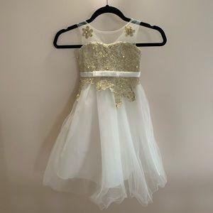 BNWOT Stunning Toddler Girl Dress